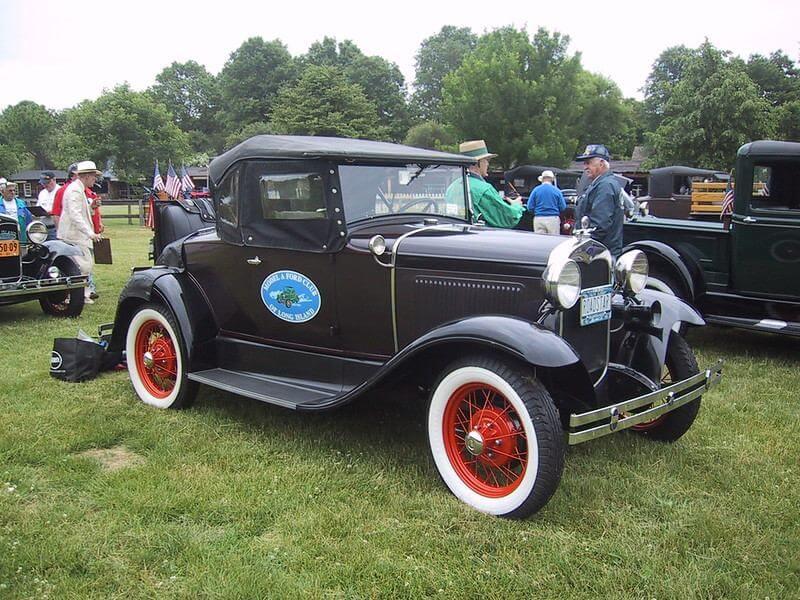 1930 Model A Ford Standard Roadster