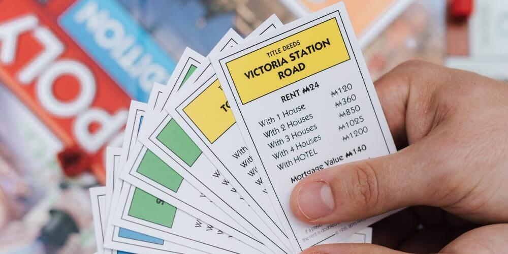 Monopoly names