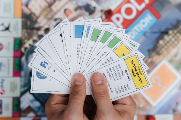 Monopoly properties