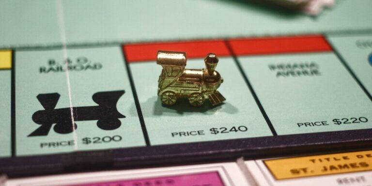 Monopoly railroads
