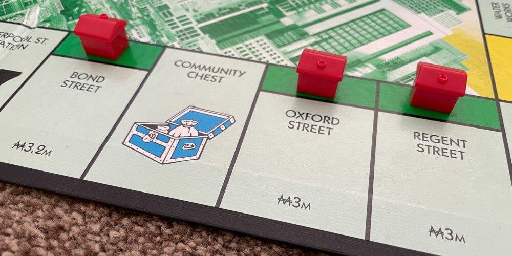 Green Monopoly properties