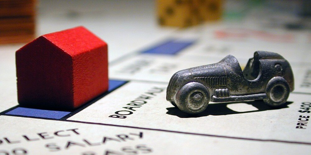 Monopoly Car Token