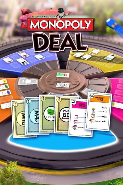 Monopoly Deal video game