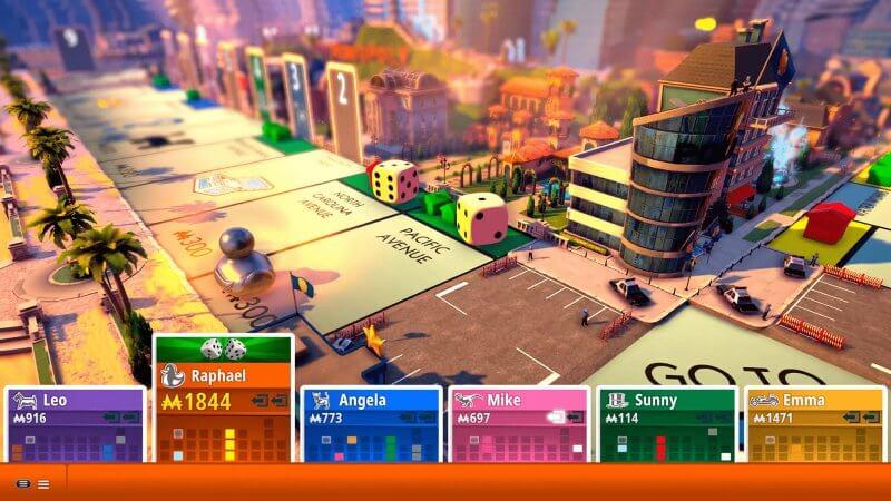 Monopoly Stadia PC game