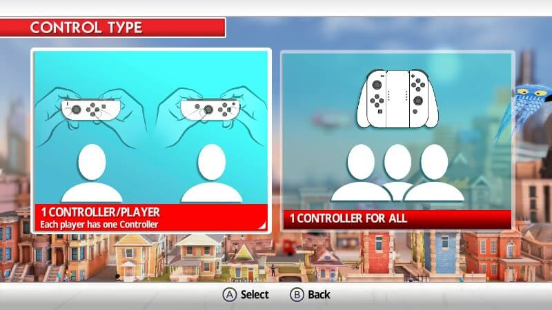 Monopoly Switch local multiplayer
