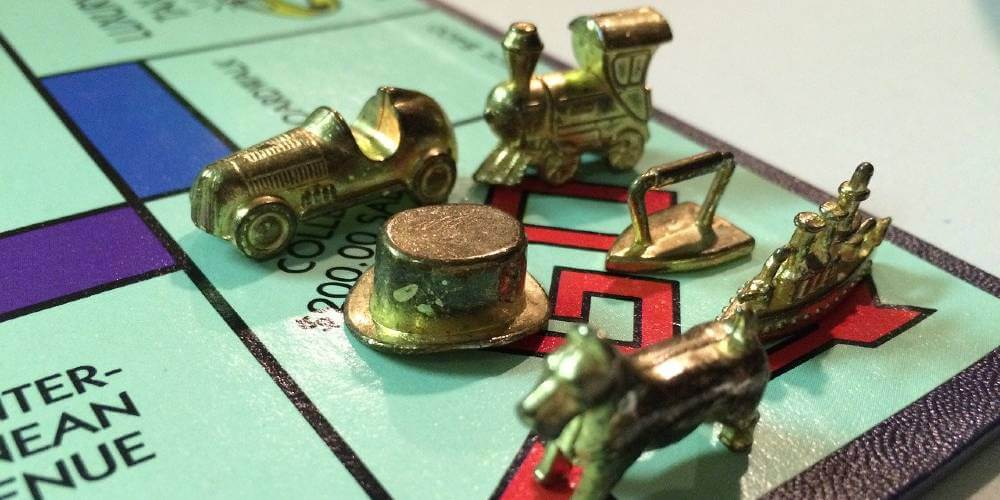 six player Monopoly